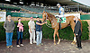 Kittty Kat Karly winning at Delaware Park on 10/18/12