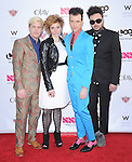 Neon Trees at Logo's New Now Next Awards held at Avalon in Hollywood, California on April 05,2012                                                                               © 2012 Hollywood Press Agency