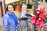 TV3 BATTLE: Eleanor Trant and Danny Leane of Annbury's boutique, Ashe Street who are heading off to Dublin to represent Kerry in a battle of fashion on Tuesday morning on TV3.   Copyright Kerry's Eye 2008