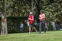 Lucas Bjerregaard (DEN) heads down 8 during round 2 of the World Golf Championships, Mexico, Club De Golf Chapultepec, Mexico City, Mexico. 2/22/2019.<br /> Picture: Golffile | Ken Murray<br /> <br /> <br /> All photo usage must carry mandatory copyright credit (&copy; Golffile | Ken Murray)