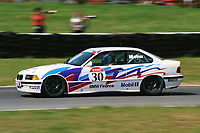 1992 British Touring Car Championship. #30 Alain Menu (CHE). M Team Mobil. BMW 318is Coupe.