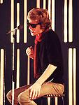 Scott Walker 1969 on his BBC TV Series.© Chris Walter.