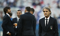 International friendly football match France vs Italy, Allianz Riviera, Nice, France, June 1, 2018. <br /> Italy's national team coach Roberto Mancini prior to the international friendly football match between France and Italy at the Allianz Riviera in Nice on June 1, 2018.<br /> UPDATE IMAGES PRESS/Isabella Bonotto