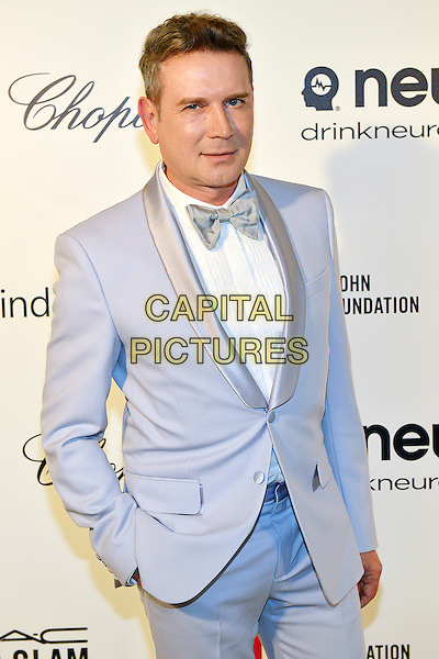 02 March 2014 - West Hollywood, California - Eugene Sadovoy. 22nd Annual Elton John Academy Awards Viewing Party held at West Hollywood Park.  <br /> CAP/ADM/CC<br /> &copy;ChewAdMedia/Capital Pictures