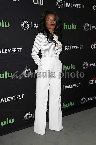 08 September 2016 -  Beverly Hills, California - Keesha Sharp. The Paley Center For Media's PaleyFest 2016 Fall TV Preview: Lethal Weapon - FOX held at The Paley Center for Media. Photo Credit: Faye Sadou/AdMedia