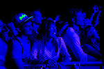 Fans watch as Steely Dan performs at the Coachella Valley Music and Arts Festival in Indio, California April 10, 2015. (Photo by Kendrick Brinson)