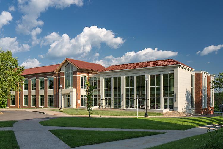 Muskingum University Roberta A. Smith University Library   Biolosky & Partners