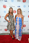 Michelle and Dina Manzo Attend The 2nd Annual Compound Foundation Benefit Honoring Academy Award-Winning Actor Louis Gossett, JR, Celebrity Photographer Johnny Nunez, Cartoon Network President & COO Stuart C. Snyder hosted by Ne-Yo and Kevin Hart Held at Private Location in East Hamptons, NY