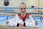 Media Day British Gymnastics 8.5.14. Amy Tinkler.