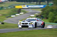IMSA WeatherTech SportsCar Championship<br /> Michelin GT Challenge at VIR<br /> Virginia International Raceway, Alton, VA USA<br /> Friday 25 August 2017<br /> 24, BMW, BMW M6, GTLM, John Edwards, Martin Tomczyk<br /> World Copyright: Richard Dole<br /> LAT Images<br /> ref: Digital Image RD_VIR_17_075