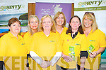 The gokerry.ie ladies at the Kerry tourism business show in the Malton Hotel Killarney on Thursday l-r: Margaret Boyle Ballybunion, Farna O'Sullivan Killarney, Noreen O'Sullivan Kenmare, Kay Lynch Tralee, Alma O'Donoghue Caherdaniel and Tracy Garcia Glenbeigh ..