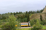 IMAGES OF THE YUKON,CANADA , city of Whitehorse, northern Canada