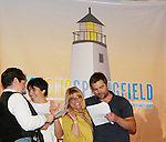 fans and Daniel Cosgrove - So Long Springfield celebrating 7 wonderful decades of Guiding Light Event (Saturday afternoon) come to see fans at the Hyatt Regency Pittsburgh International Airport, in Pittsburgh, PA. during the weekend of October 24 and 25, 2009. (Photo by Sue Coflin/Max Photos)