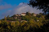 Montequiou village gascogne