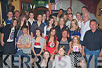 18th: Maria Dodson of Stack Villas Tralee who on Friday night cxelebrated nher 18th Birthday with family and friends......