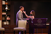 WIN visits Clinton Kelly on the set of ABC's Chew. (April 30, 2014)<br /> <br /> Photo by Bruce Gilbert