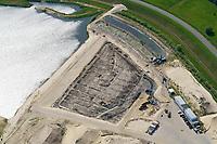 Kreetsand: EUROPA, DEUTSCHLAND, HAMBURG 26.08.2019:   Tiedeelbe Konzept Kreetsand, Hamburg Port Authority (HPA), soll auf der Ostseite der Elbinsel Wilhelmsburg zusaetzlichen Flutraum für die Elbe schaffen. Das Tidevolumen wird durch diese strombauliche Massnahme vergroessert und der Tidehub reduziert. Gleichzeitig ergeben sich neue Moeglichkeiten für eine integrative Planung und Umsetzung verschiedenster Interessen und Belange aus Hochwasserschutz, Hafennutzung, Wasserwirtschaft, Naturschutz und Naherholung.