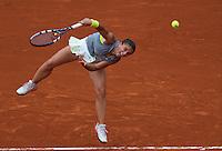 France, Paris, 02.06.2014. Tennis, French Open, Roland Garros, Sara Errani (ITA)  <br /> Photo:Tennisimages/Henk Koster