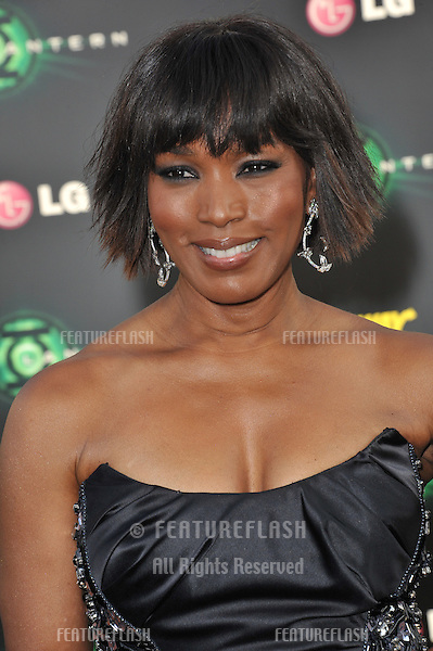 "Angela Bassett at the world premiere of her new movie ""Green Lantern"" at Grauman's Chinese Theatre, Hollywood..June 15, 2011  Los Angeles, CA.Picture: Paul Smith / Featureflash"