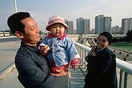 October 1984. In Beijing, the new East area, the brand new Wu Whang Niu District.