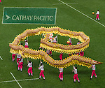 Open Ceremony as part of the Cathay Pacific / HSBC Hong Kong Sevens at the Hong Kong Stadium on 27 March 2015 in Hong Kong, China. Photo by Juan Manuel Serrano / Power Sport Images