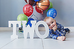 Landon is Two!