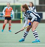 Den Haag - Hoofdklasse hockey dames, HDM-GRONINGEN  (6-2).  Pien van der Heide (HDM)   COPYRIGHT KOEN SUYK