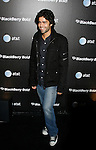 BEVERLY HILLS, CA. - October 30: Actor Adrian Grenier arrives at the Blackberry Bold launch party at a private residence on October 30, 2008 in Beverly Hills, California.