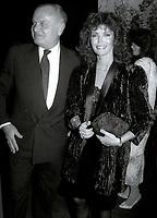 Bill Blass Jaclyn Smith Undated<br /> Photo By John Barrett/PHOTOlink