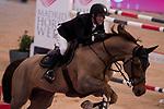 Rider Eric Van der Vleuten and his horse Wunschkind during Madrid Horse Week at Ifema in Madrid, Spain. November 26, 2017. (ALTERPHOTOS/Borja B.Hojas)