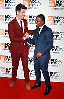NEW YORK, NY October 12, 2017Garrett Hedlund, Jason Mitchell, attend 55th NYFF present  premiere of Mudbound  at Alice Tully Hall in New York October 12,  2017. Credit:RW/MediaPunch
