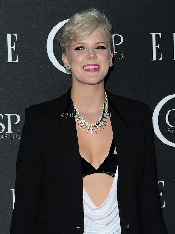 Betty Who arriving at 'ELLE 5th Annual Women In Music Concert Celebration' held at the Avalon Los Angeles, CA. April 22, 2014.
