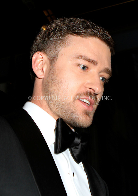 WWW.ACEPIXS.COM . . . . .  ....May 7 2012, New York City....Justin Timberlake leaves his hotel on the way to the Met Gala on May 7 2012 in New York City....Please byline: NANCY RIVERA- ACEPIXS.COM.... *** ***..Ace Pictures, Inc:  ..Tel: 646 769 0430..e-mail: info@acepixs.com..web: http://www.acepixs.com