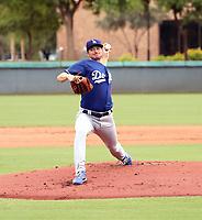 John Rooney - 2019 AIL Dodgers (Bill Mitchell)