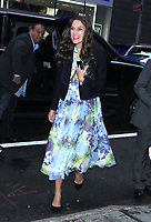 NEW YORK, NY - September 13: Keira Knightley at Good Morning America promoting her new movie Colette in New York City on September 13, 2018 <br /> CAP/MPI/RW<br /> &copy;RW/MPI/Capital Pictures