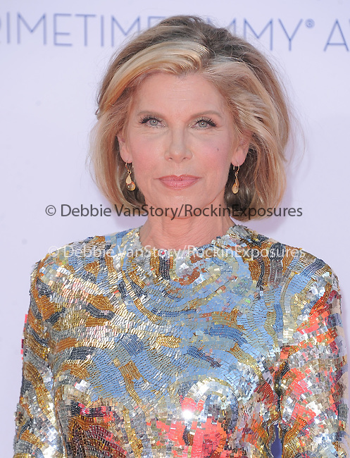 Christine Baranski.. at The 64th Anual Primetime Emmy Awards held at Nokia Theatre L.A. Live in Los Angeles, California on September  23,2012                                                                   Copyright 2012 Hollywood Press Agency
