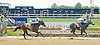 Fast Shadow winning at Delaware Park on 6/23/12