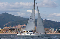"""""""ESP7110"""",""""LA ESTRELLA AZUL"""",""""FIRST 40.7 REG .I REGATA CAP I CUA, Oliva-Canet d'en Berenguer. 6-7- Junio 2009"""