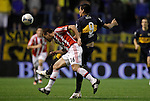 Boca Junior empato 0x0 con Independiente en el torneo de apertura del futbol  de Argentina