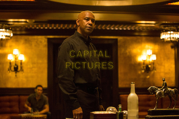 Denzel Washington<br /> in The Equalizer (2014) <br /> *Filmstill - Editorial Use Only*<br /> CAP/FB<br /> Image supplied by Capital Pictures