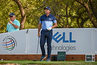 Sergio Garcia (ESP) looks over his tee shot on 12 during day 1 of the WGC Dell Match Play, at the Austin Country Club, Austin, Texas, USA. 3/27/2019.<br /> Picture: Golffile | Ken Murray<br /> <br /> <br /> All photo usage must carry mandatory copyright credit (© Golffile | Ken Murray)
