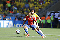 (L-R) Alexis Sanchez (CHI), Marcelo (BRA), JUNE 28, 2014 - Football / Soccer : FIFA World Cup Brazil 2014 round of 16 match between Brazil and Chile at the Mineirao Stadium in Belo Horizonte, Brazil. (Photo by AFLO)