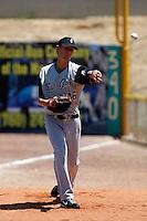 Scott Barnes   -  2009 San Jose Giants (California League) ..Photo by:  Bill Mitchell/Four Seam Images