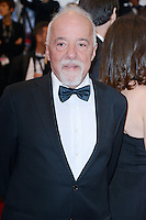 "Paulo Coelho attending the ""Cosmopolis"" Premiere during the 65th annual International Cannes Film Festival in Cannes, France, 25.05.2012...Credit: Timm/face to face /MediaPunch Inc. ***FOR USA ONLY***"