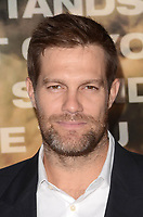 WESTWARD, CA - OCTOBER 8: Geoff Stults at the Only The Brave World Premiere at the Village Theater in Westwood, California on October 8, 2017. <br /> CAP/MPI/DE<br /> &copy;DE/MPI/Capital Pictures