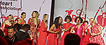 Marissa Tomei, Elisabeth Rohm, Lea Salonga - American Heart Association's Go Red for Women Red Dress Collection 2018 presented by Macy's on February 8, 2018 at Hammerstein Ballroom, New York City, New York  (Photo by Sue Coflin/Max Photo)