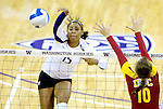 USC vs UW Volleyball 9/16/11