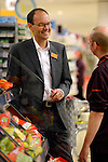 MIKE COUPE/SAINSBURYS