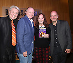 Richard Skipper, Douglas Denoff, Lesley Ann Warren and Steven Sorrentino Celebrate the 50th Anniversary DVD Release Of 'Rodgers & Hammerstein's Cinderella' with a DVD signing at Barnes & Noble 86th Street  on September 24, 2014 in New York City.