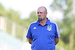 06 June 2015: Carolina head coach Colin Clarke (NIR). The Carolina RailHawks hosted Minnesota United FC at WakeMed Stadium in Cary, North Carolina in a North American Soccer League 2015 Spring Season match. The game ended in a 1-1 tie.